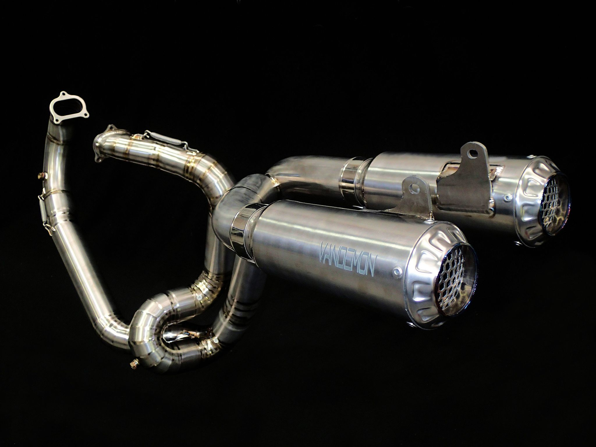 VANDEMON EXHAUST SYSTEMS