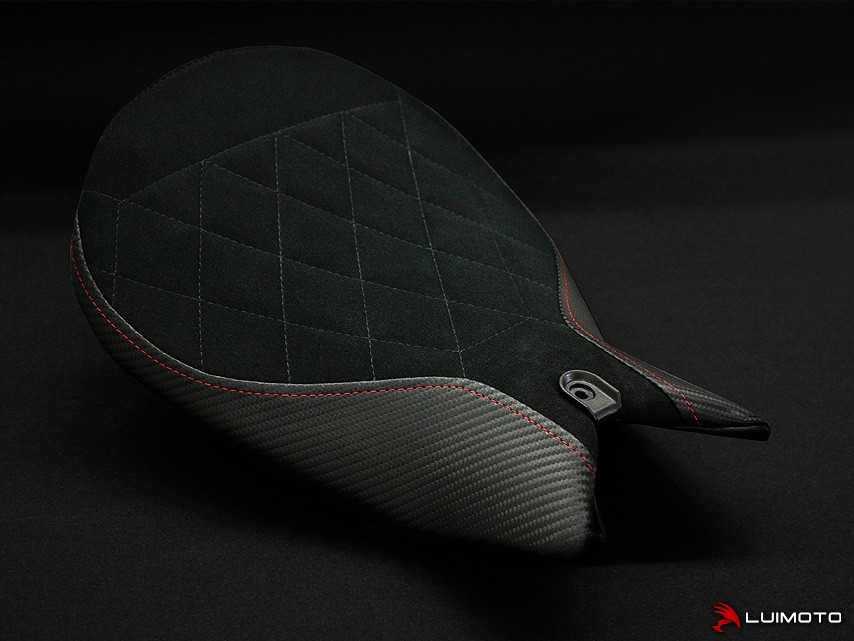 Ducati 899 Panigale Luimoto Seat Covers - Diamond