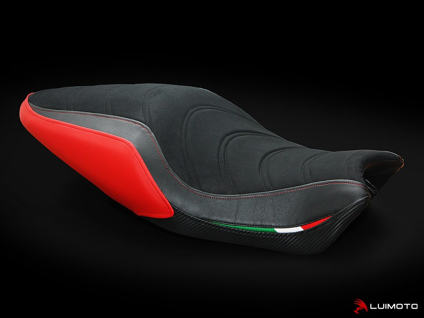 Ducati Monster 821 1200 15-16 Luimoto Seat Covers - Apex edition