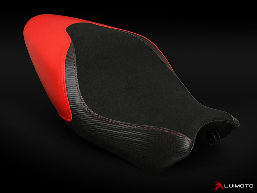 Ducati Monster 821 1200 15-16 Luimoto Seat Covers - baseline