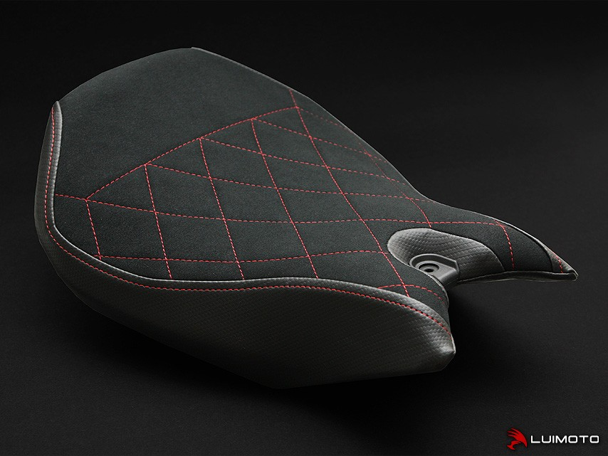 Ducati 1299  Panigale Luimoto Seat Covers - Diamond
