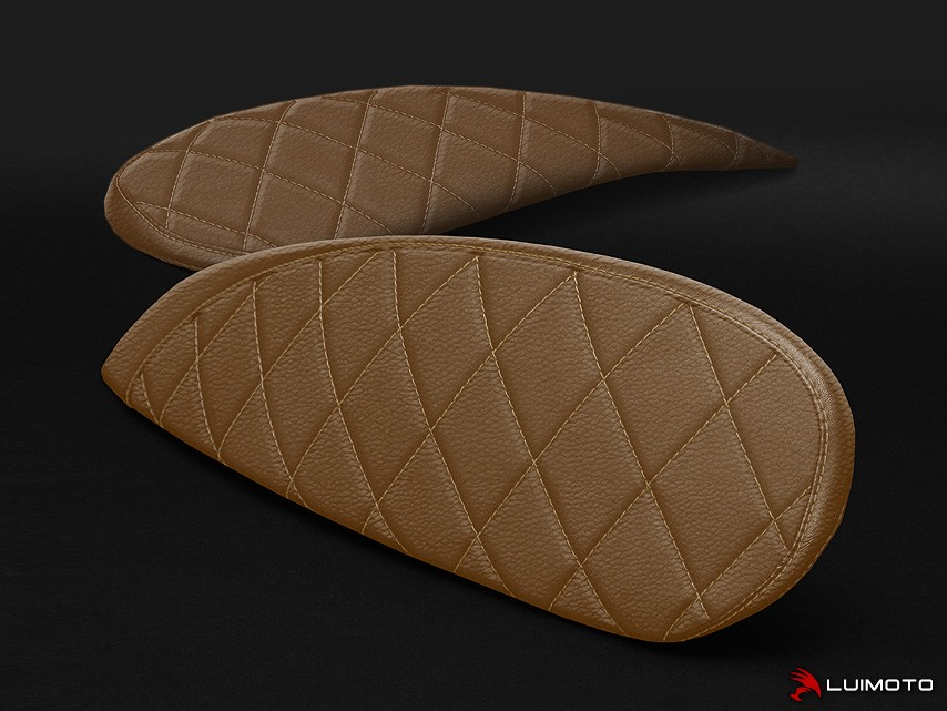 Ducati Scrambler Side Panel Covers | Diamond
