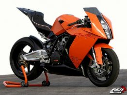 KTM RC8 08/15 Luimoto Type I & II Seat Covers