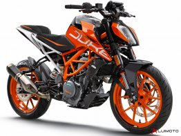 R Seat Covers for the KTM 125 DUKE 17-19