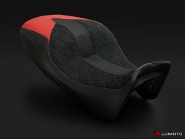 Ducati Diavel Luimoto Seat covers 15-18 - Diamond Edition