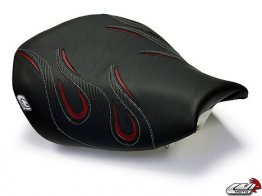 Kawasaki ZX-10R 06-07 Seat Covers - Flame Edition