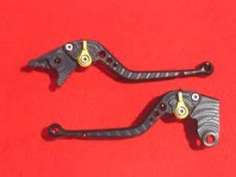 Yamaha Pazzo Racing Brake & Clutch Levers