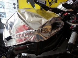 SPEEDYCOM HEAT REFLECTIVE TANK COVERS