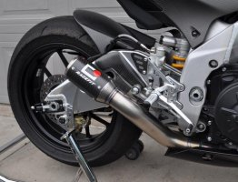 RSV4 09-19 Growler X Exhaust