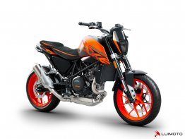 R Seat Covers for the KTM 690 DUKE 16-19