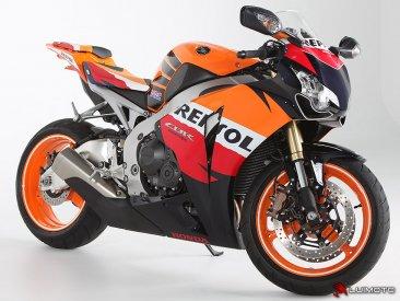 HONDA CBR1000RR 04-07 RIDER SEAT COVERS REPSOL MOTORCYCLE LUIMOTO